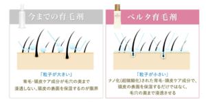 beruta nano 300x149 - ベルタ育毛剤が始めた限定セールを見なきゃ損!ヤバ過ぎる!